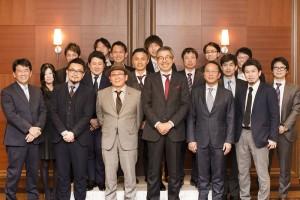 【レポート】川嵜俊明先生を囲む会(平成30年2月24日開催)
